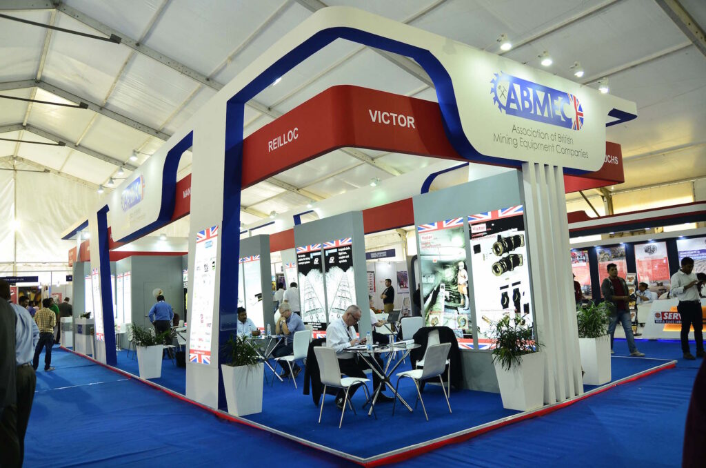 IMME, INDIA Custom Exhibition Booth, Exhibition Stand Contractor