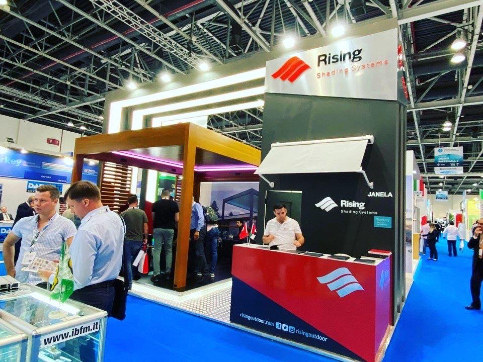 BIG5, UAE Custom Exhibition Booth Dubai