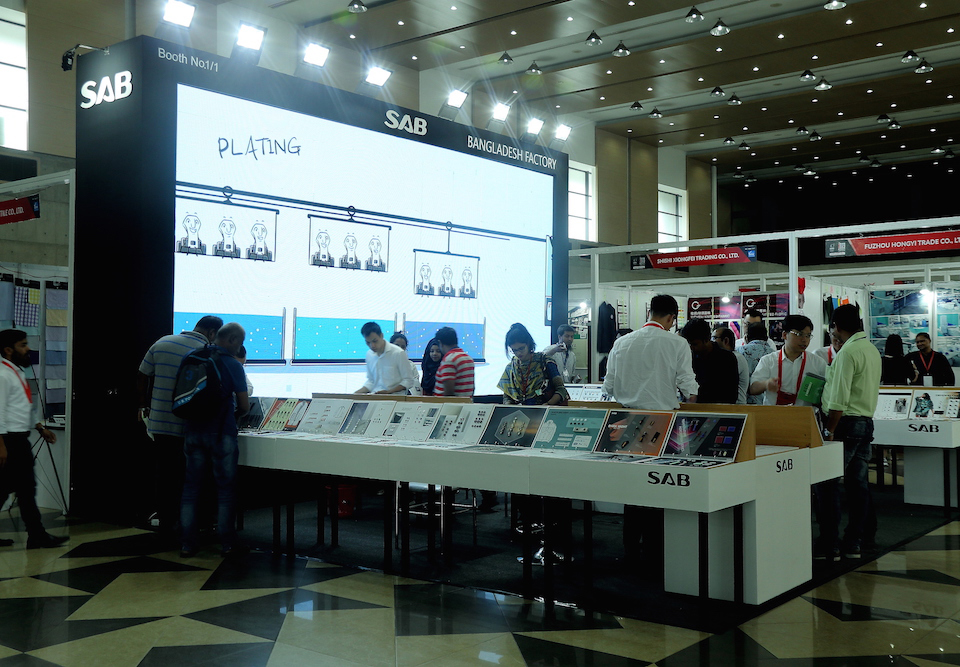 DIFS, DHAKA Custom Exhibition Booth, Exhibition Stand Contractor