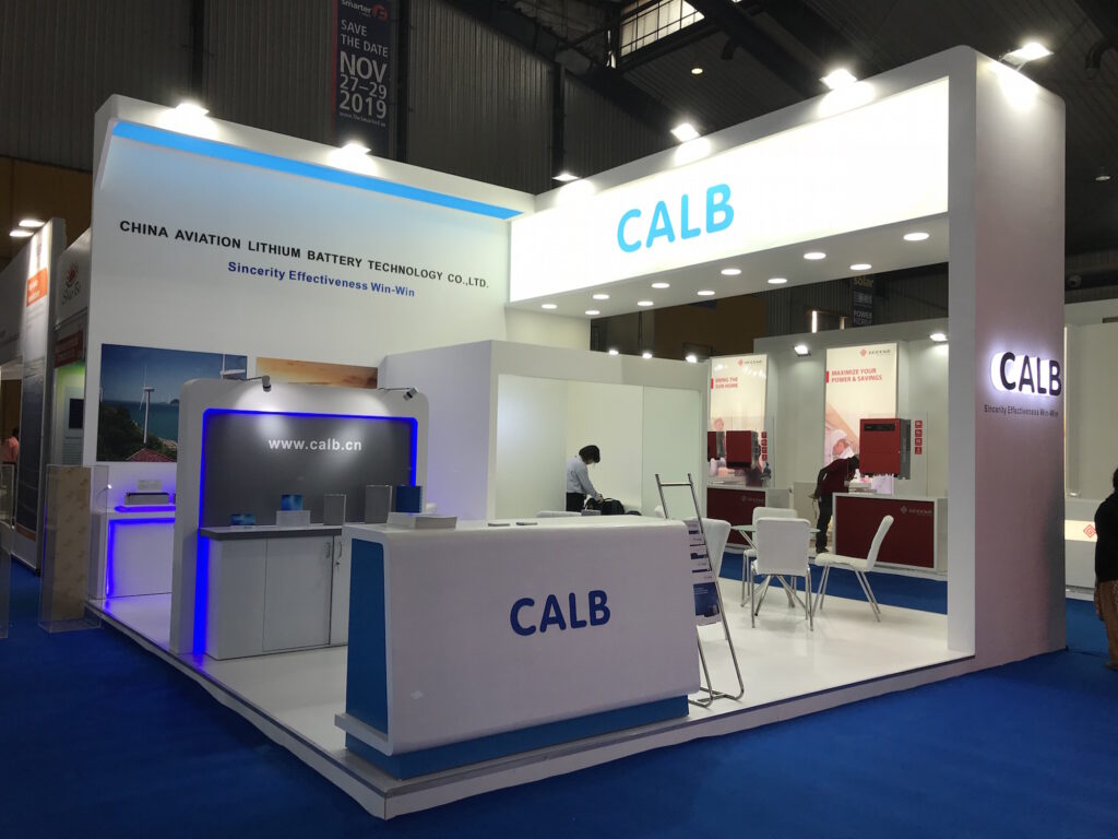 INTERSOLAR, BANGALORE Custom Exhibition Booth, Exhibition Stand Contractor