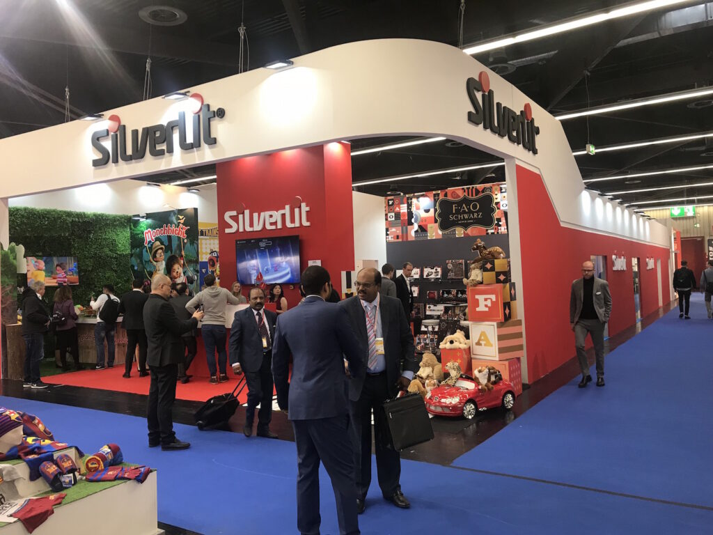 SPIELWARENMESSE, NUREMBERG, Germany Custom Exhibition Booth, Exhibition Stand Contractor, Exhibition Booth Designer