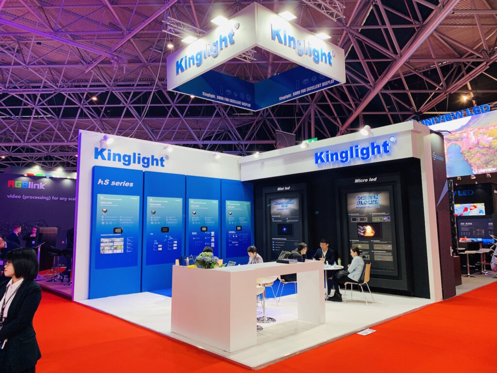 IBC, AMSTERDAM, Netherlands Custom Exhibition Booth, Exhibition Stand Contractor