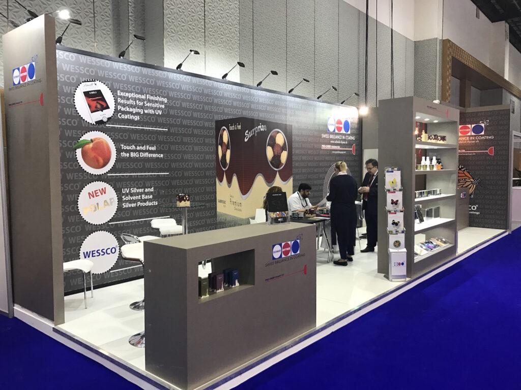 GULF PRINTPACK, UAE Exhibition Stand Designer Dubai