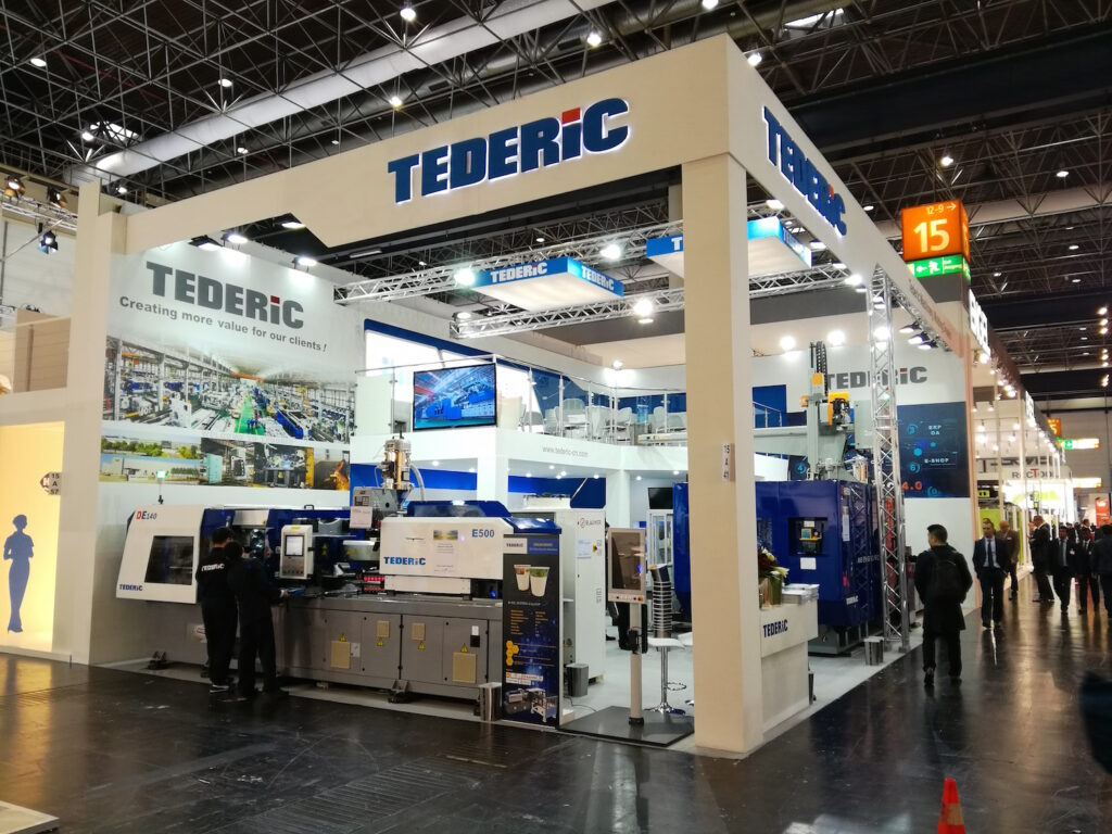 K SHOW, DUSSELDORF, Germany Custom Exhibition Booth, Exhibition Stand Contractor, Exhibition Booth Designer