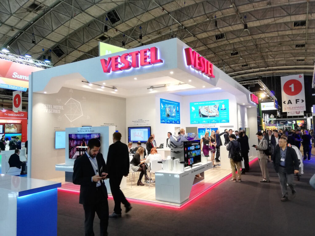 IPSAC, LONDON, UK Custom Exhibition Booth, Exhibition Stand Contractor