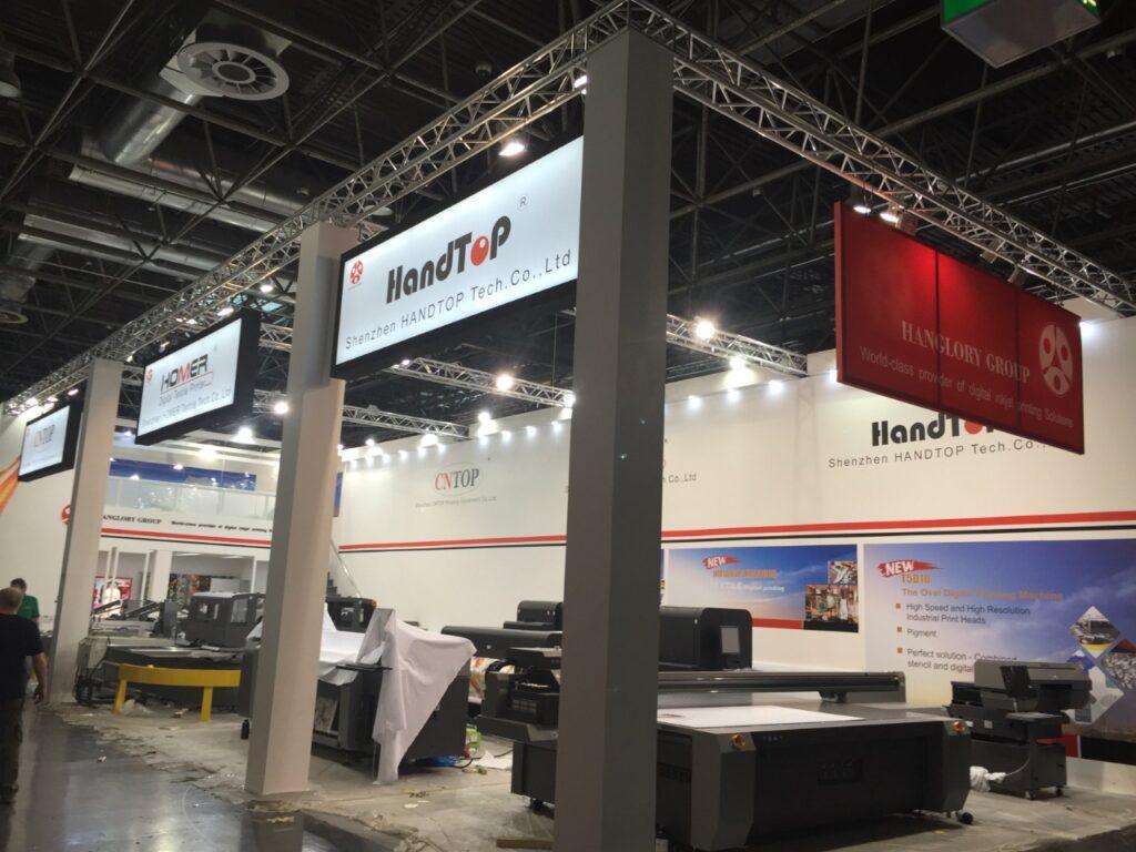 DRUPA, DUSSELDORF, Germany Custom Exhibition Booth, Exhibition Stand Contractor, Exhibition Booth Designer