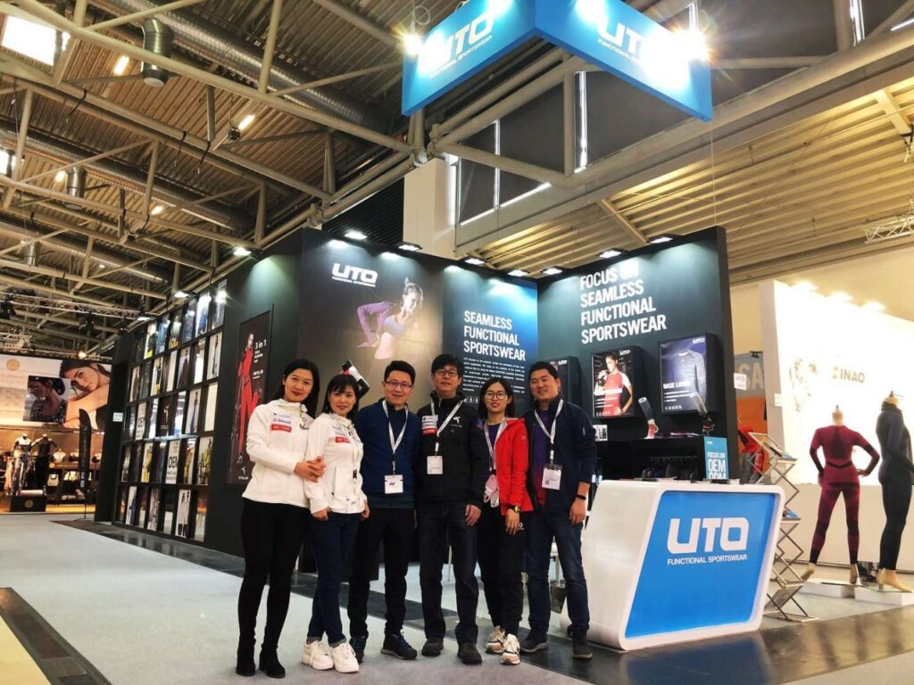 ISPO, SHANGHAI Custom Exhibition Booth, Exhibition Stand Contractor