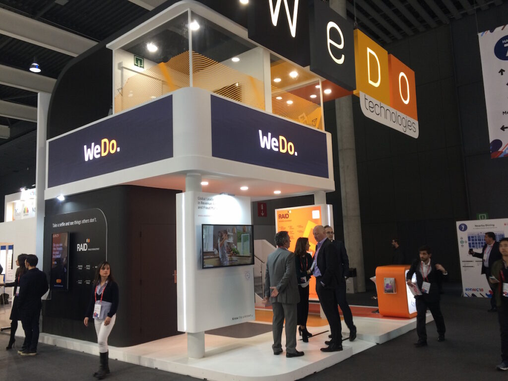 MWC, BARCELONA, Spain Custom Exhibition Booth, Exhibition Stand Contractor