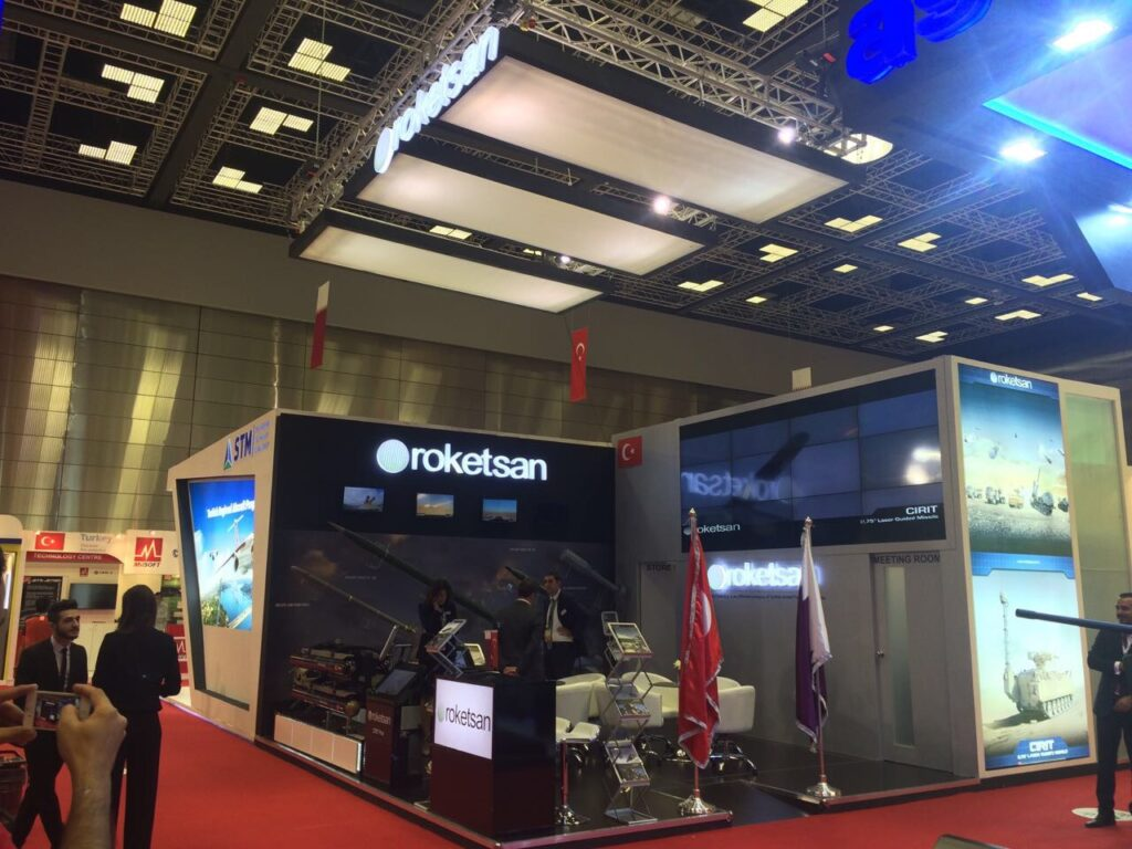 MIDDLE EAST Custom Exhibition Booth, Exhibition Stand Contractor