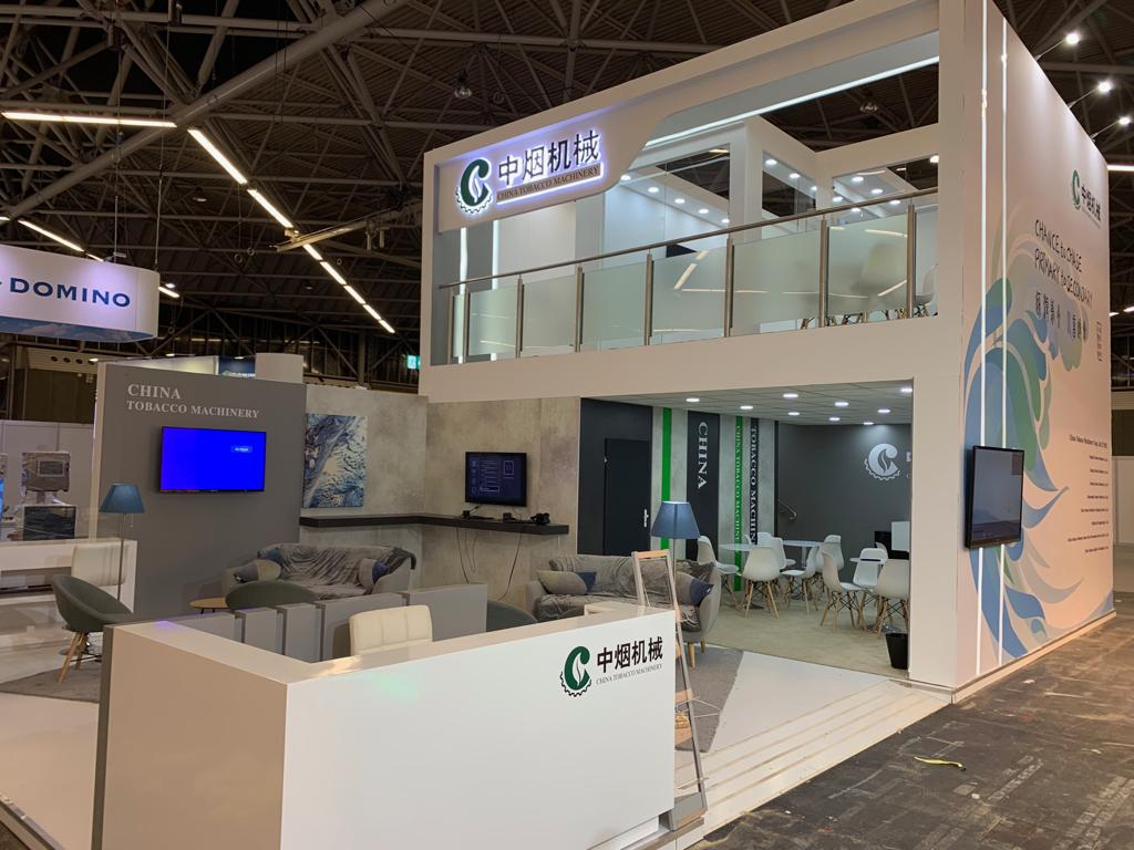 ICE, LONDON Custom Exhibition Booth, Exhibition Stand Contractor