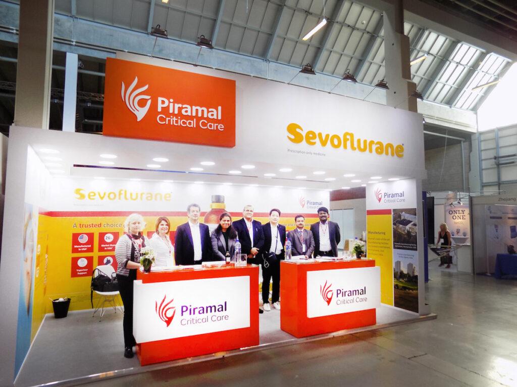 ESA, DENMARK Custom Exhibition Booth, Exhibition Stand Contractor