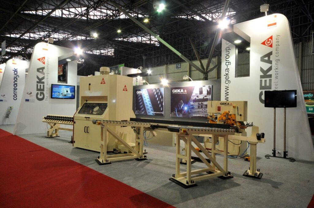 LABLE EXPO, BRUSSEL Custom Exhibition Booth, Exhibition Stand Contractor