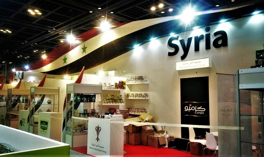 ANUGA, COLOGNE Custom Exhibition Booth, Exhibition Stand Contractor