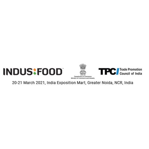 INDUS FOOD 2021 INDIA