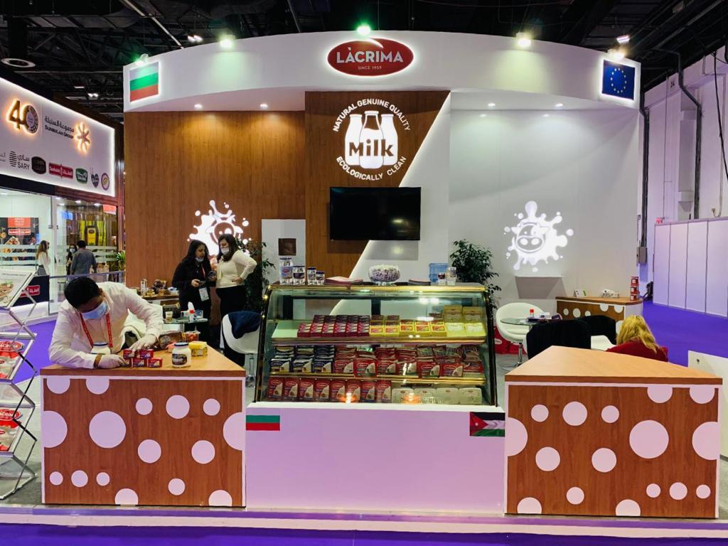 Gulfood 2021 Dubai Exhibition Stand Fabricator Dubai
